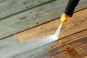 Pressure Cleaning Deck